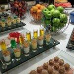 Desserts in Desert