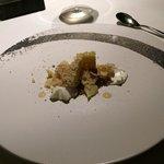 Chocolate y trufa blanca de primavera
