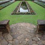 must visit the sunken garden and next door to it the garden of senses