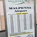 Расписание автобуса из аэропорта милан мальпенса