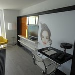 Chambre King vue baie