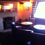 cosy pub.