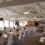 Daylesford cafe interior