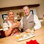 Christine und Roman Blaschke - die Wirtsleut