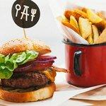 Alchemia Od Kuchni - classic burger