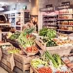 Shop an array of organic market vegetables