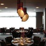 Le Restaurant L'ESCALE à l'hôtel Pullman Paris Charles de Gaulle Airport
