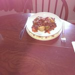 My home made Vegetable Jalfrezi.