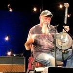 Seasick Steve gave a fantastic performance!