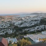 Bodrum view from table