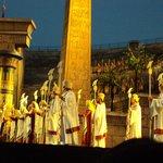 L'Aida nell'Arena di Verona