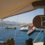 Pirate boat trip