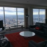 76th floor view to west