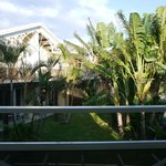 Vis à vis du balcon