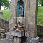 St Anns Well, close to the hotel, offering pure Buxton water straight from the earth at 17 degre