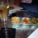 Nibbles in Donovans Bar