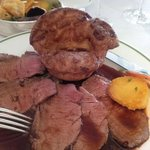 Roast Sirloin definitely  the best roast ever