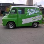 Another Steam Whistle Delivery Vehicle