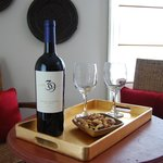 Enjoy your favorite wine while you visit