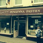 My Fave Pasty Shop in Cornwall