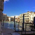 View from Ca' Rezzonico Cafe #2