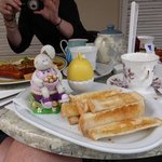 Cuppy Eggs and Soldiers !!!