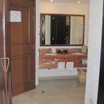 Bathroom, Room 1734, Building 17