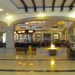 Lobby at El Cid