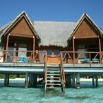 villa suite nuptiale côté barrière de corail