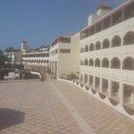 Hotel kamers met uitzicht op zee
