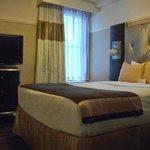 Standard Wyndham bed