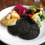 Black Pudding starter