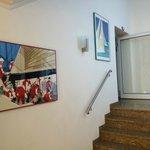 Treppenhaus Bild