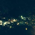 Looking down at Jalan Pratma