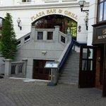 Front of Killarney Plaza Hotel