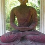 Jungle Gardens buddha