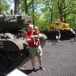Great tank exhibit