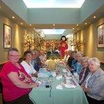 Birthday party at the Mandarin