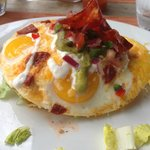 Huevos rancheros from Sorce