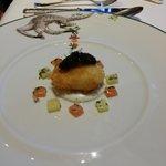 Egg & Caviar