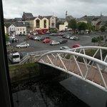 View From Rowan Tree Hostel