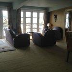 Lounge area - Garden Suite