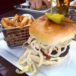 Firehouse Hamburger