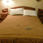 Habitación cómoda: reducida y sencilla