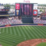Turner Field Memorial Day 2014