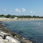 spiaggia di giorno