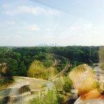 Great view of Atlanta