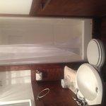 A private bathroom :)