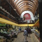 The main covered market