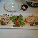 Portobello Spain appetizer